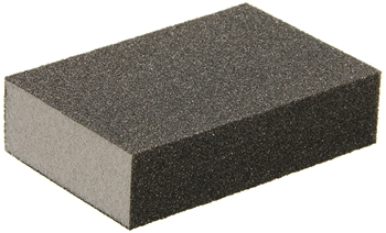 Norton - Small Area Fin/Medium Grit Sanding Sponge